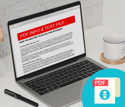 Compress PDF in One Click