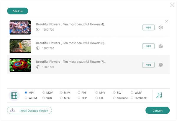 Ilmainen Muunna WMV iPhone iPad Online