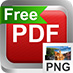 Free PDF to PNG Converter for Mac