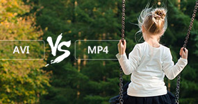 Differences Between AVI and MP4