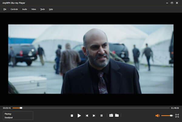 AnyMP4 Blu-ray-soitin