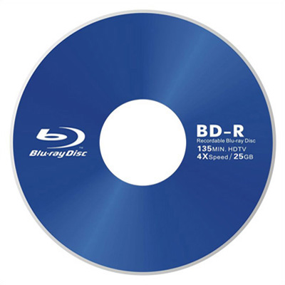 Blu-day Disc Recordable