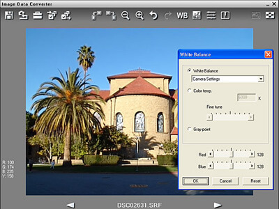 Sony Image Data Converter