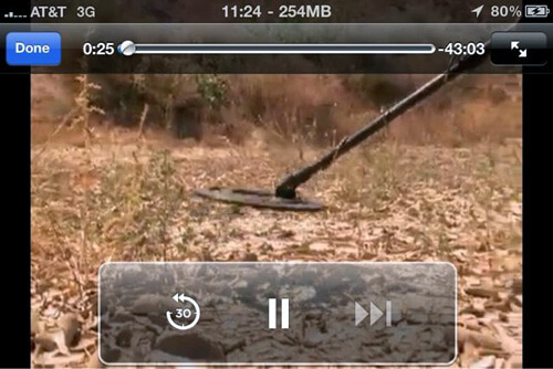Enjoy iPhone video on HDTV