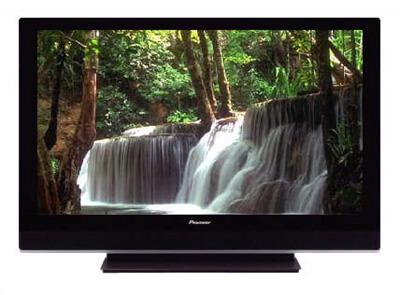 Plasma-näyttöpaneelin TV