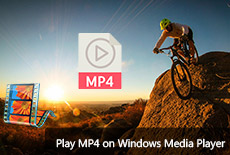 Play MP4 on Windows Media Player