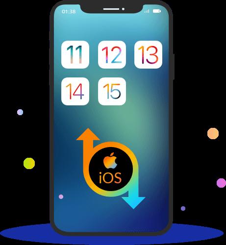 Päivitä ja päivitä iOS -versiot nopeasti