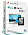 AnyMP4 iPad to Mac Transfer boxshot