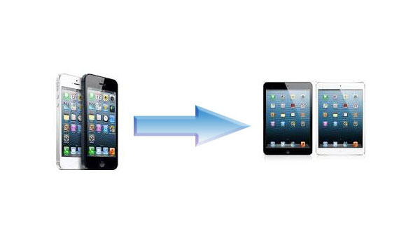iphone to ipad