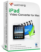 iPad Video Converter for Mac
