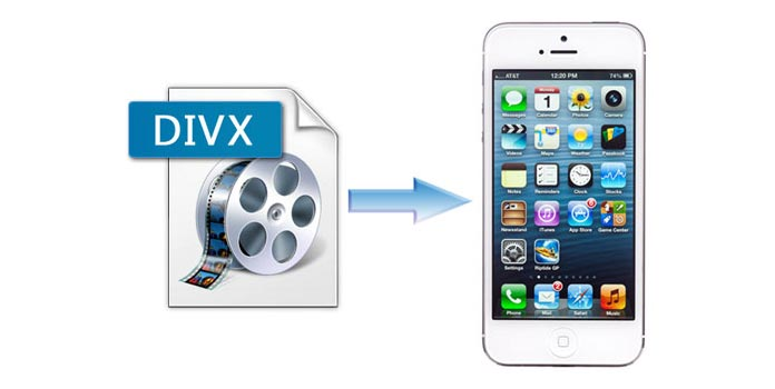 DivX to iPhone 5