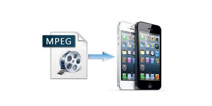MPEG - iPhone 5 - Muunna MPEG iPhone 5iksi