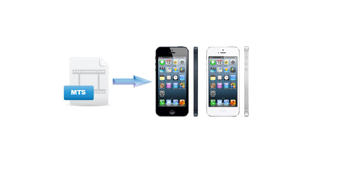 Miten muuntaa MTS iPhone 5 Video