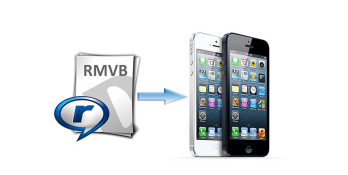 Convert RMVB to iPhone 5