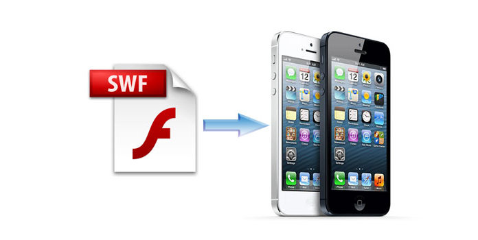 SWF to iPhone 5 Converter - Convert SWF to iPhone 5
