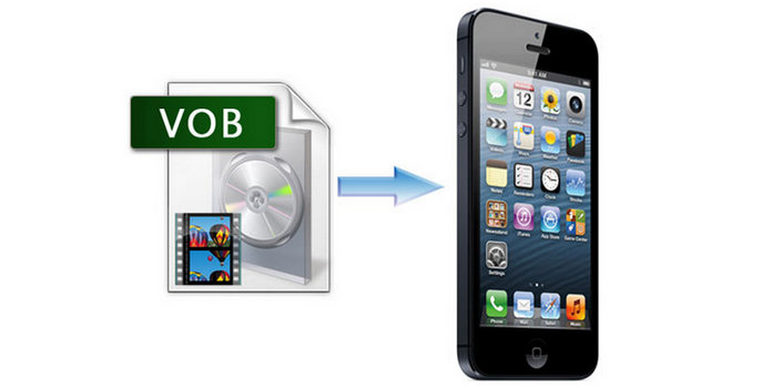 VOB iPhone 5 - Muunna VOB iPhone 5iksi