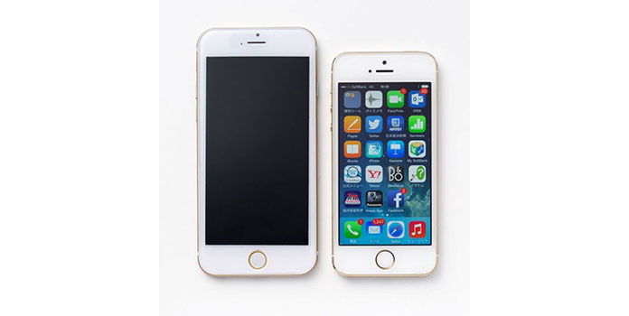 The Latest Rumors Indicate Apple May Release A Bigger Screened IPhone 6 With 47 Inch Coming Out Towards End Of Third Quarter And Lager