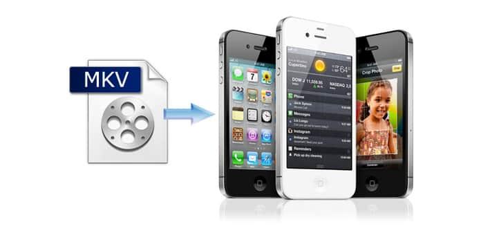 MKV iPhoneen