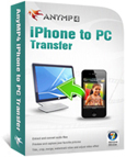 AnyMP4 iPhone to PC Transfer boxshot