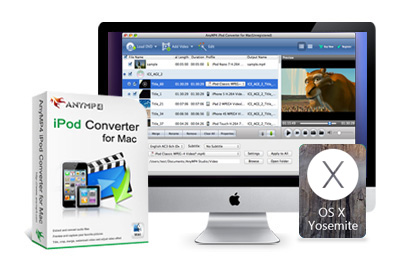 convert video to iPad on Mac
