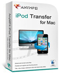 AnyMP4 iPod Transfer for Mac boxshot