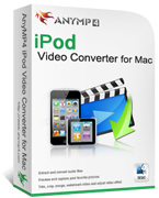 iPod Video Converter for Mac