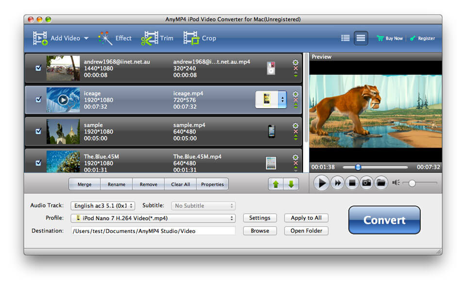 Download Ipod Video Converter For Mac