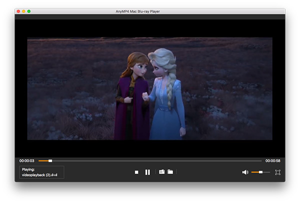 Toista DVD Macissa