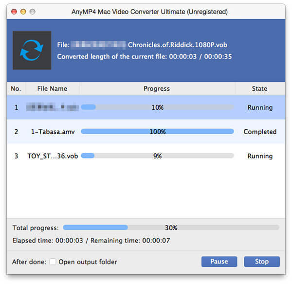 Convert AMV to iPhone 5