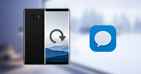 Varmuuskopioi tekstiviestit Androidissa
