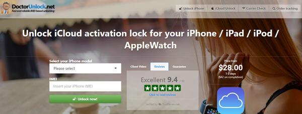 Avaa iCloud