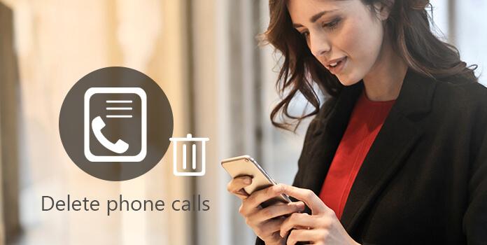 Poista puhelut iPhonessa