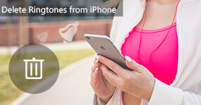 Poista soittoäänet iPhonesta