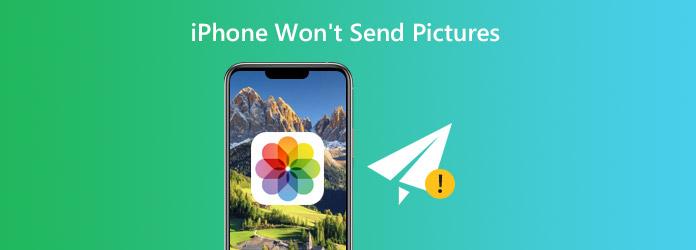 iPhone ei lähetä kuvia