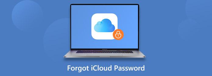 Unohda iCloud-salasana