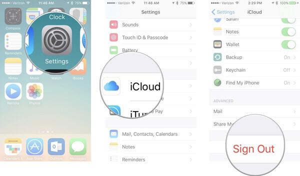 Luo uusi Apple ID
