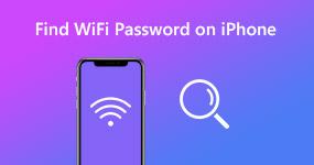 Kuinka löytää WIFI-salasana iPhonesta