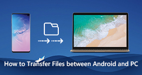 Transfer Files from Android Phone to Computer
