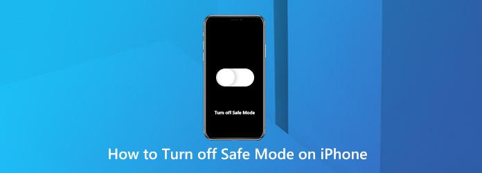 Vikasietotilan poistaminen käytöstä iPhonessa