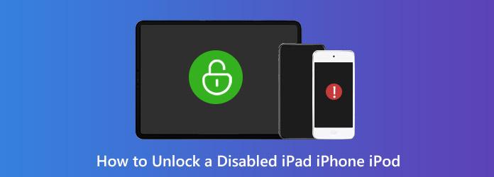 Kuinka avata vammainen iPad iPhone iPod