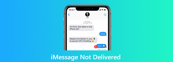 iMessage Not Delivered