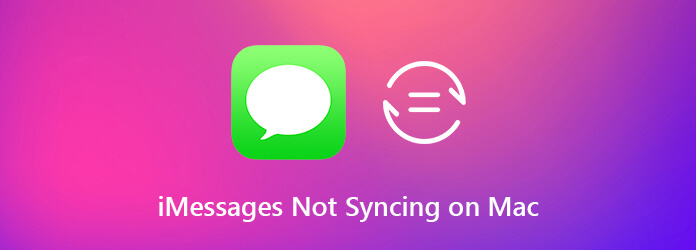 iMessages Are Not Syncing on Mac