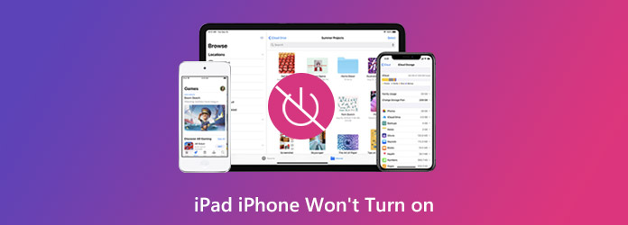 iPad iPhone iPod Wont Käynnistä