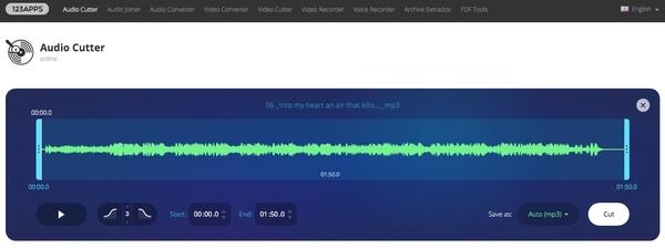 MP3-äänileikkuri