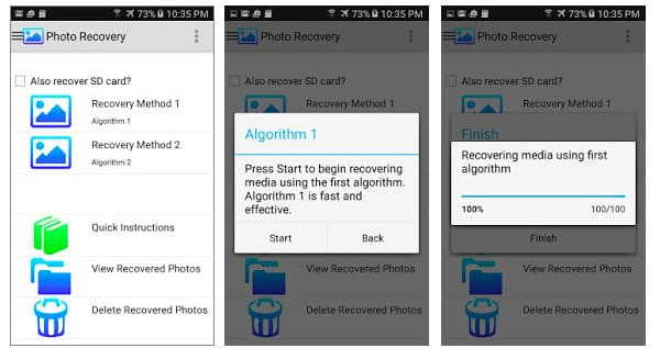 Latest] Best 4 Photo Recovery APPs for Android without Root