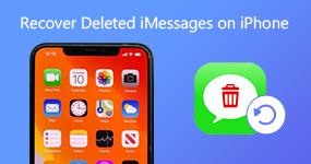 Palauta poistetut iMessages-tiedot