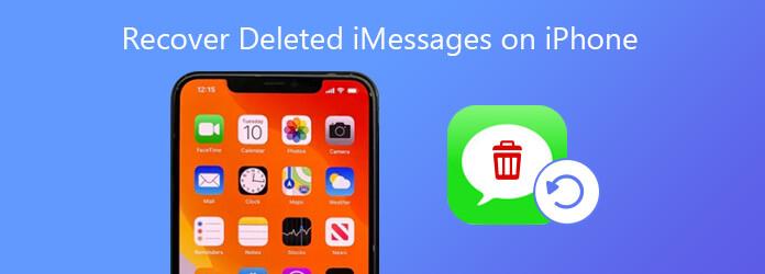 Palauta poistetut i-viestit iPhonessa