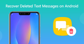 Recover Deleted Text Messages on Android