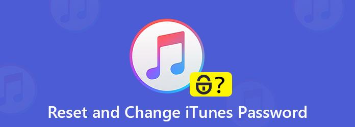 Palauta ja vaihda iTunes-salasana
