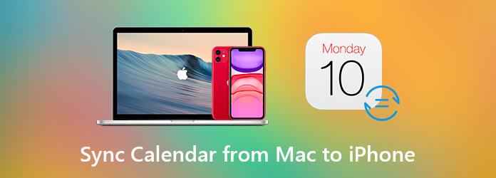 Synkronoi kalenteri Macista iPhoneen